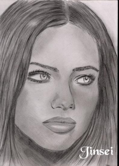 Adriana Lima por jinsei
